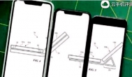 """苹果折叠手机专利,不一样的双屏幕""""新创意"""""""