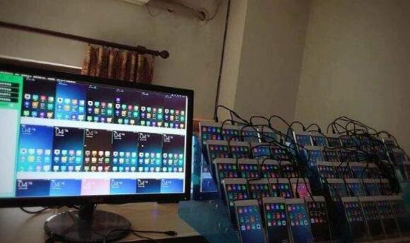手游工作室同时控制几百台手机是如何实现的?